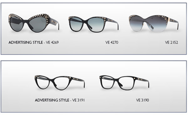 Gaga Versace Lady Per Lady Gaga Eyewear FwIqEnHxa